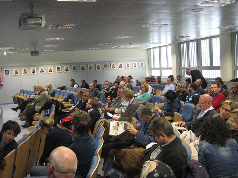 İSPANYA 'EC2E2N-2 Plenary Meeting and ECTN Association General Assembly' Toplantısı 6