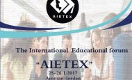 The International Educational Forum (AIETEX) Amman-Jordan 2018