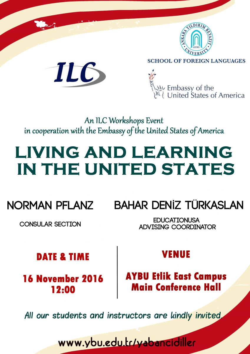 Living and Learning in the United States