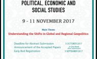 ICPESS-International Congress on Political, Economic and Social Studies