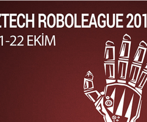 Iztech Roboleague 2017