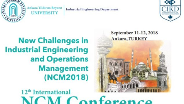 12th  International NCM Conferences 2018 Call for Papers